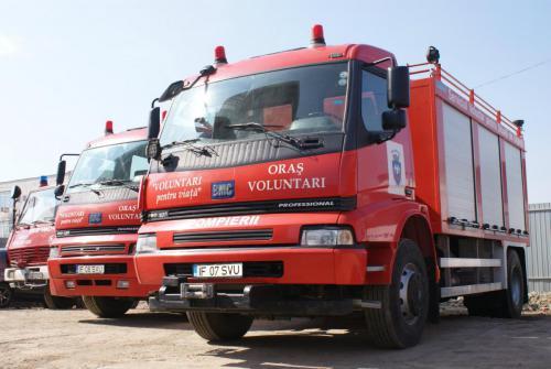 situatii de urgenta voluntari